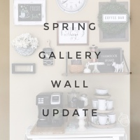 Spring Gallery Wall Update